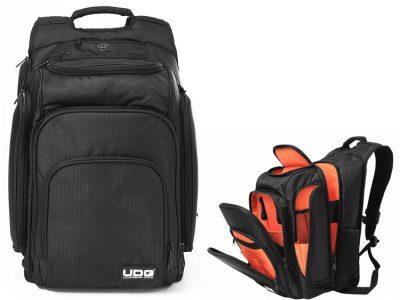 תיק גב UDG Ultimate DIGI Backpack לבמה ציוד אולפן ודי ג'יי