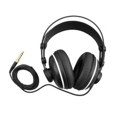 אוזניות אולפן סגורות - SUPERLUX HD662F לבמה ציוד אולפן ודי ג'י