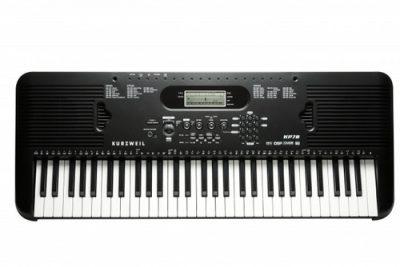 אורגנית 5 אוקטבות KURZWEIL KP70 לבמה כלי נגינה קלידים ופסנתרים