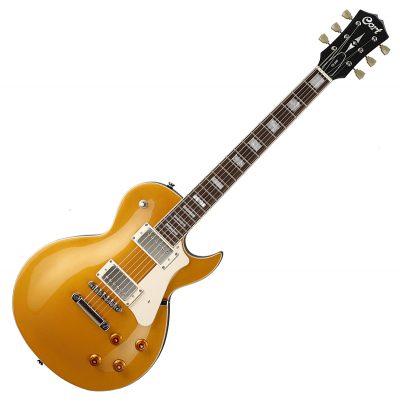 גיטרה חשמלית CORT CR200GT GOLD TOP לבמה כלי נגינה