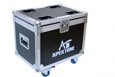 קייס 4 תאים לתומס לד APEXTONE לבמה ציוד הגברה ותאורה
