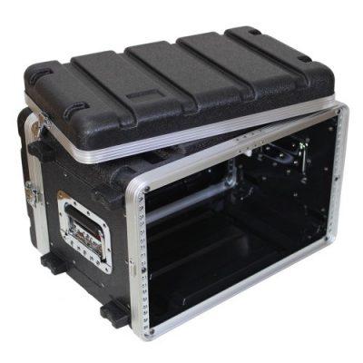 קייס פלסטיק 6U קצר SPEED CASE לבמה ציוד הגברה ותאורה