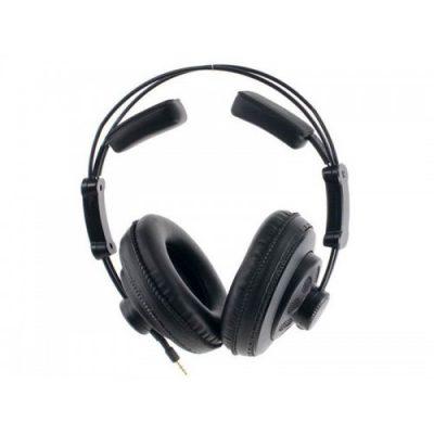 אוזניות אולפן מקצועיות - SUPERLUX HD668B לבמה ציוד אולפן ודי ג'יי