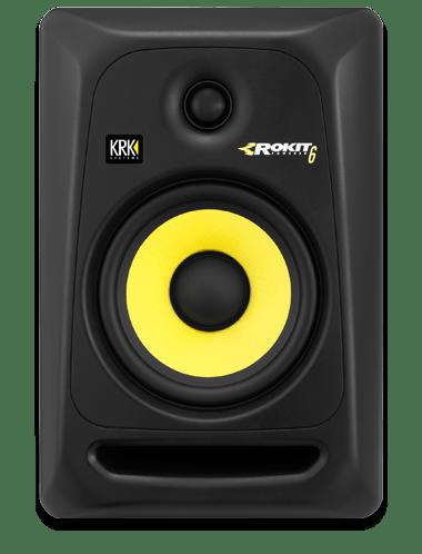 """מוניטור אולפני 6"""" - ROKIT 6 G3 KRK Systems לבמה ציוד אולפן"""