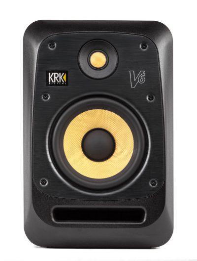 """מוניטורים אולפניים 6"""" - V6 S4 KRK Systems לבמה ציוד אולפן וDJ"""