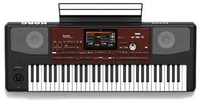 אורגן מקצועי KORG PA700 לבמה כלי נגינה קלידים ופסנתרים חשמליים