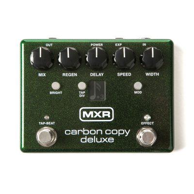פדל דיליי לגיטרה- MXR M292 CARBON COPY DELUXE לבמה כלי נגינה