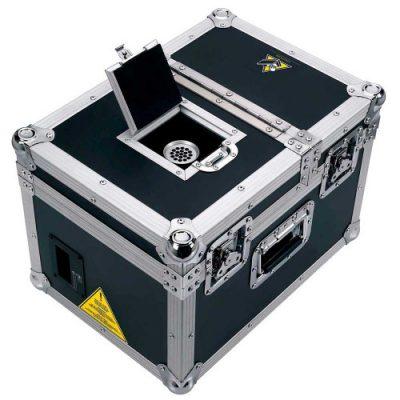 מכונת ערפל HAZE HM-660 - 660W לבמה ציוד תאורה ואפקטים