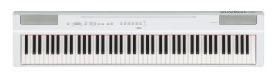 פסנתר חשמלי Yamaha P125W לבמה