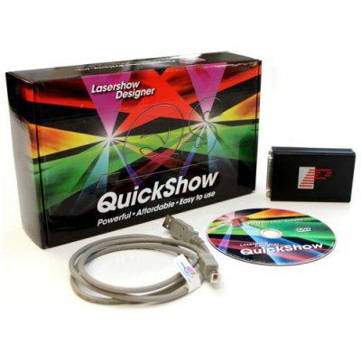 תוכנת לייזר - QUICK SHOW PRO
