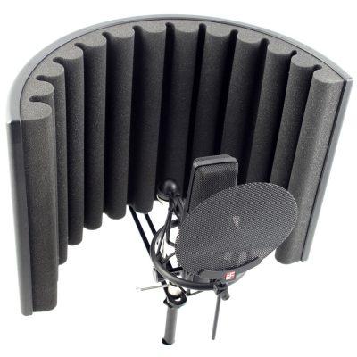 מסך אקוסטי - sE Electronics RF-X לבמה ציוד אולפן ודי ג'יי