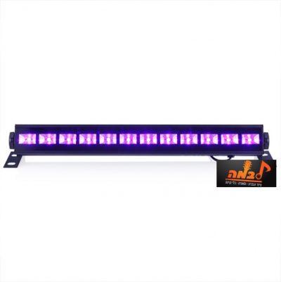 סטריפ לד אולטרה סגול - PE - UV 12BAR
