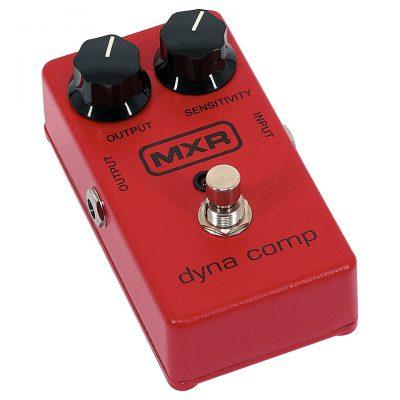 פדאל קומפרסור לגיטרה- MXR DYNA COMP M102
