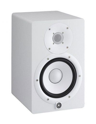 מוניטור אולפני ''5 Yamaha HS7 - White לבמה ציוד אולפן וDJ