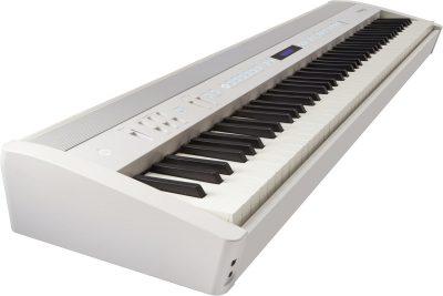 פסנתר חשמלי לבן- Roland FP-60 White לבמה כלי נגינה
