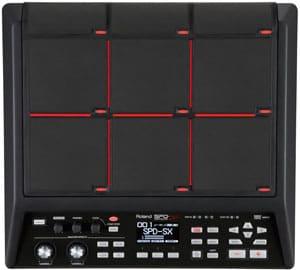 מערכת פדים - Roland SPD-SX לבמה תופים וכלי הקשה