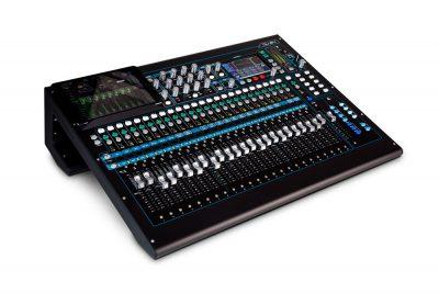 מיקסר דיגיטלי - Allen & Heath QU-24