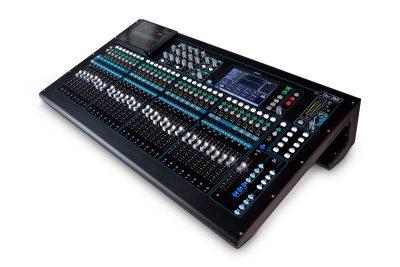 מיקסר דיגיטלי - Allen & Heath QU-32 לבמה ציוד הגברה ותאורה