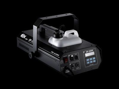 מכונת עשן DJ Power - DF1500S Fog Machine לבמה ציוד תאורה ואפקטים