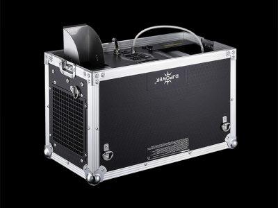 מכונת ערפל DFZ 2100 Haze Machine DJ Power לבמה ציוד תאורה ואפקטים