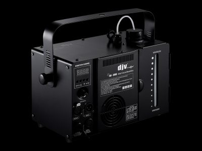מכונת ערפל מיני DJ Power-DJ-300 mini Hazer Machine לבמה ציוד תאורה