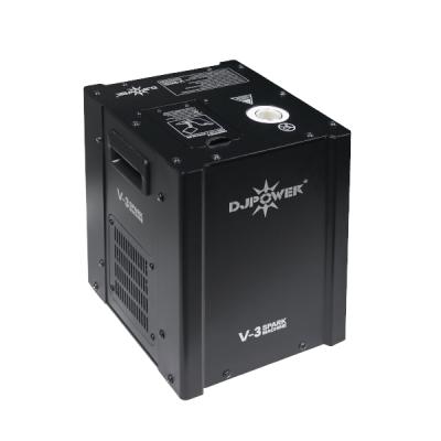 מכונת זיקוקים DJ POWER- V-3 Spark Machine לבמה ציוד תאורה ואפקטים