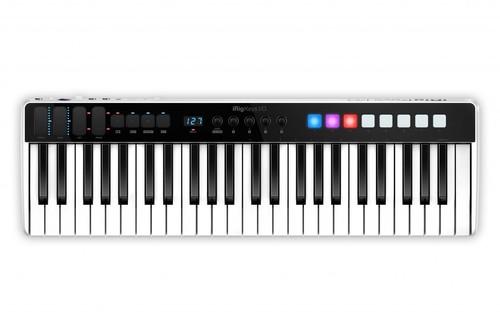 מקלדת שליטה - IK Multimedia iRig Keys I/O 49 לבמה ציוד אולפן ודי ג'י