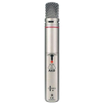 מיקרופון קונדנסר AKG C1000 S לבמה ציוד הגברה ואולפן