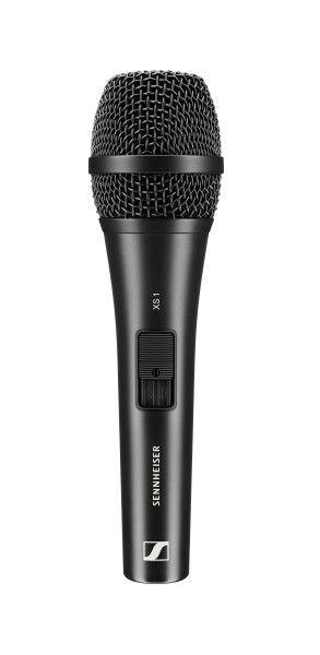 מיקרופון דינאמי לשירה ודיבור Sennheiser XS 1 לבמה ציוד הגברה ותאורה
