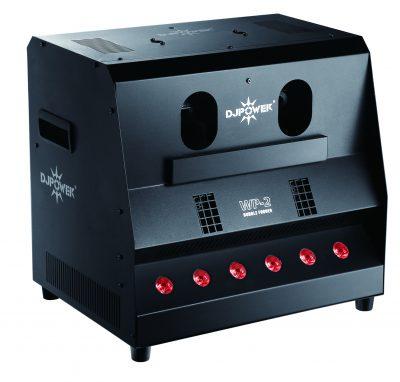 מכונת ערפל משולבת בועות DJ POWER WP-2