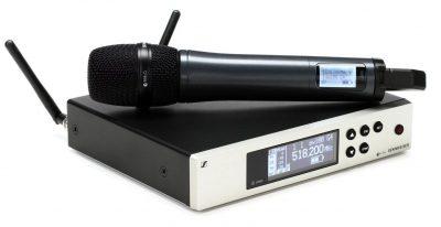 מיקרופון אלחוטי Sennheiser EW 100 G4-935-S לבמה ציוד הגברה ותאורה