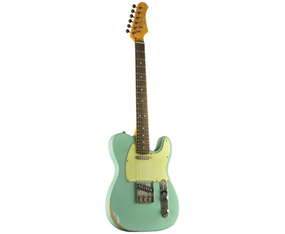 גיטרה חשמלית EKO – VT-380 RELIC DAPHNE לבמה כלי נגינה