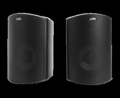 זוג רמקולים פאסיבים Polk Audio ATRIUM-4-B לבמה ציוד הגברה ותאורה
