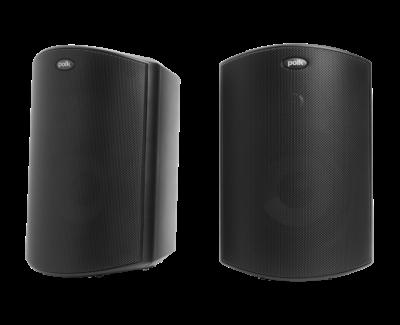 זוג רמקולים פאסיבים Polk Audio ATRIUM-5-B לבמה ציוד הגברה ותאורה