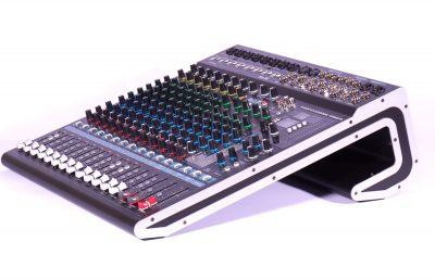מיקסר 16 ערוצים Polman-XA16 לבמה ציוד הגברה ותאורה