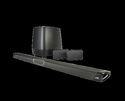 מקרן קול עם רמקולים אלחוטיים 5.1 Polk Audio MagniFi MAX SR לבמה