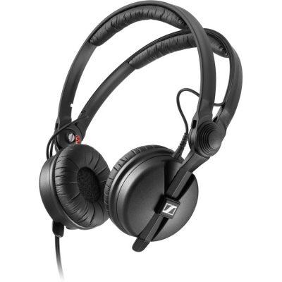 אוזניות אולפן Sennheiser HD25 Plus לבמה ציוד אולפן