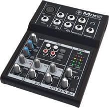 מיקסר 5 ערוצים Mix5 Mackie - לבמה ציוד הגברה
