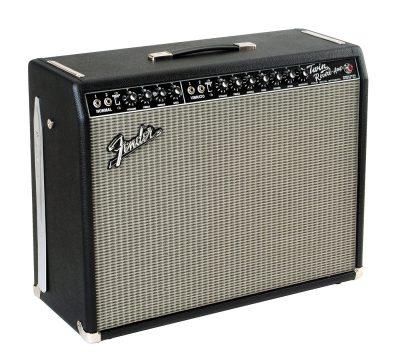 מגבר לגיטרה חשמלית Fender Vintage Reissue '65 Twin Reverb לבמה כלי נגינה