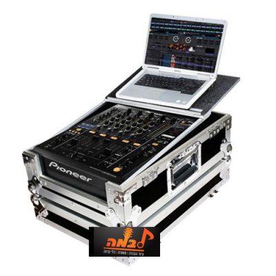 קייס קשיח למיקסר Speed Case DJM 900+ NXS2 CASE לבמה ציוד די ג'יי