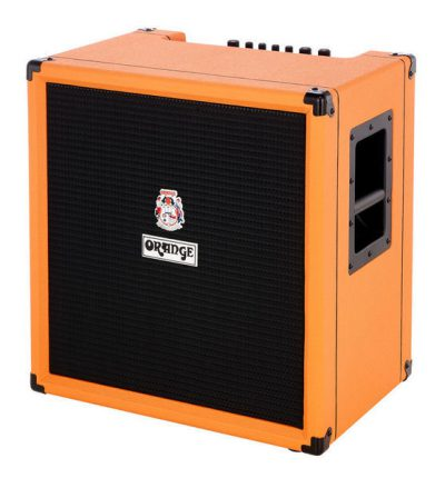 מגבר בס 100W עם טיונר ORANGE CRUSH CR100BXT לבמה כלי נגינה