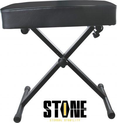 כיסא קלידים מתקפל Stone JY-600 לבמה פסנתרים ואורגנים