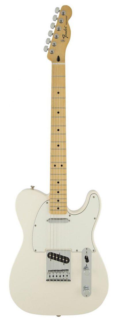גיטרה חשמלית עם נרתיק Fender Telecaster Japan לבמה כלי נגינה