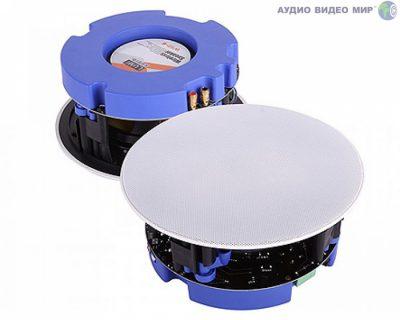 זוג רמקולים שקועים בלוטוס LUMI Audio FLC-6BTS-לבמה ציוד הגברה ותאורה