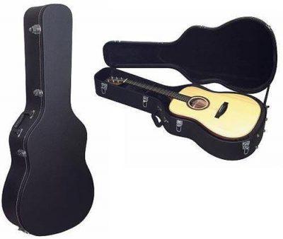 קייס קשיח לגיטרה אקוסטית Warwick RC10609-לבמה כלי נגינה