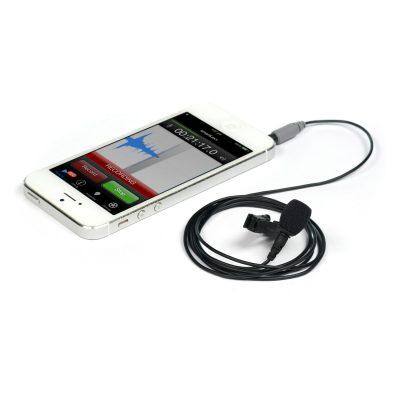 מיקרופון דש לאייפון RODE SmartLav Plus לבמה ציוד הגברה ותאורה