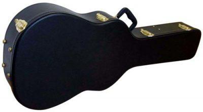 קייס קשיח לגיטרה אקוסטית GCA-W-BK Stagg-לבמה כלי נגינה