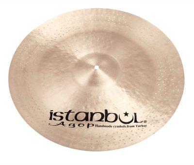 """מצילה Istanbul Agop """"18 Xist Power China Cymbal - לבמה ציוד הגברה ותאורה בע״מ"""