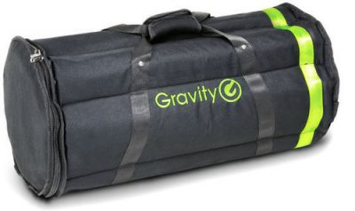 תיק נשיאה ל-6 סטנדים קצרים Gravity BGMS6SB - לבמה ציוד הגברה ותאורה בע״מ