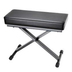 כסא מתקפל לקלידים Adam Hall SKT 17 - לבמה ציוד הגברה ותאורה בע״מ